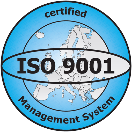 certified according to DIN EN ISO 9001