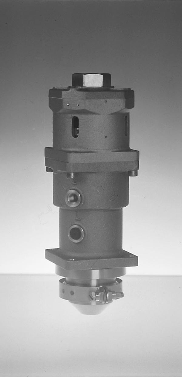 "Type 126 - 2/2-way-2-step coaxial-dosing valve ""coarse"""